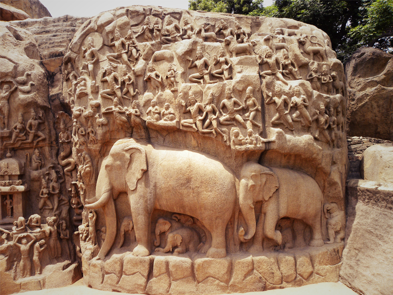 Mahabalipuram - Awesome Tamil Nadu Tour Package - Taminadu Tourism Travel