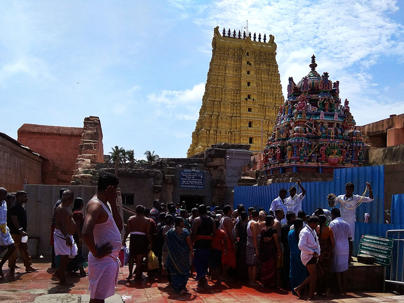 Rameshwaram, Tanjore - Arupadai Veedu Tour Packages - Taminadu Tourism Travel