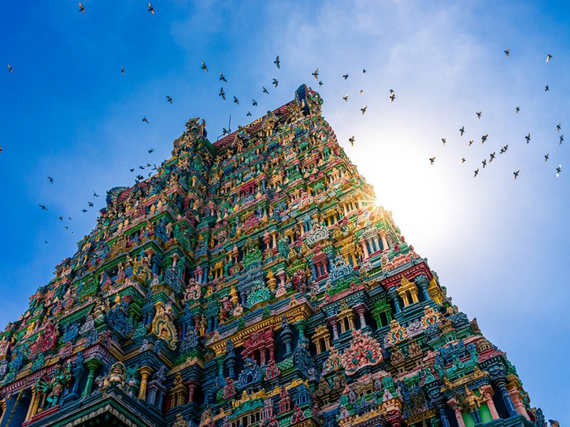 Tempple Tour Packages - Tamilnadu Tourism Travel