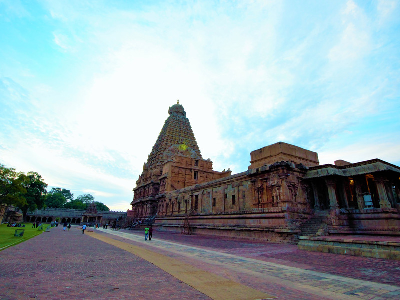 Tiruchirapalli, Thanjavur, Chidambaram - Panchasthala Tour Packages - Taminadu Tourism Travel