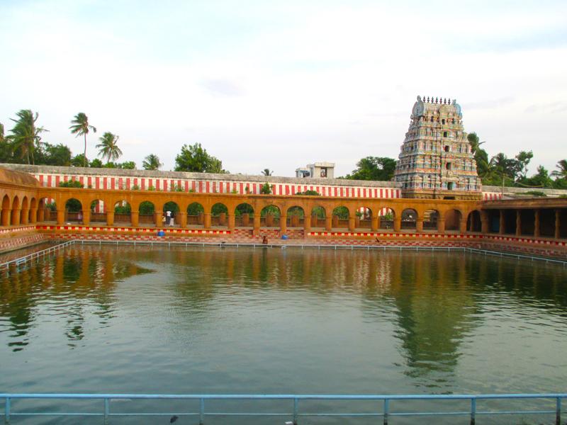 Kumbakonam, Thirunallar, Kumbakonam - Navagraha Temples Tour Packages - Taminadu Tourism Travel