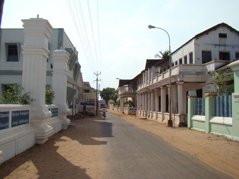 Tranquebar, Kumbakonam - Awesome Tamil Nadu Tour Package - Taminadu Tourism Travel