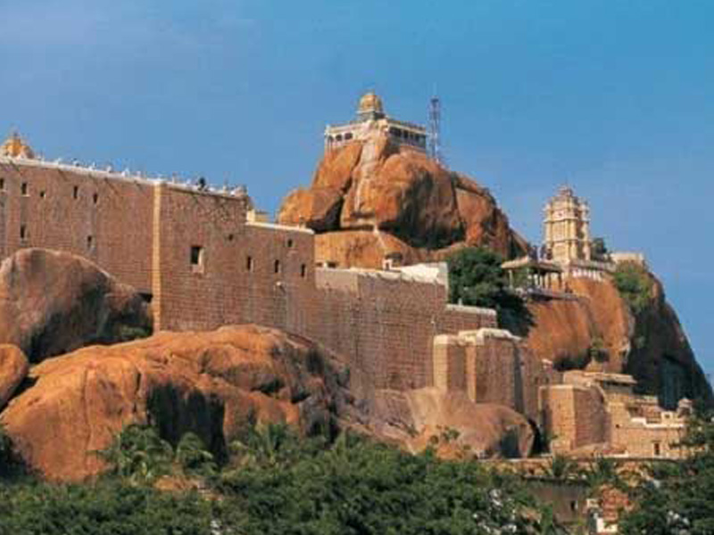 Trichy, Chennai - Awesome Tamil Nadu Tour Package - Taminadu Tourism Travel