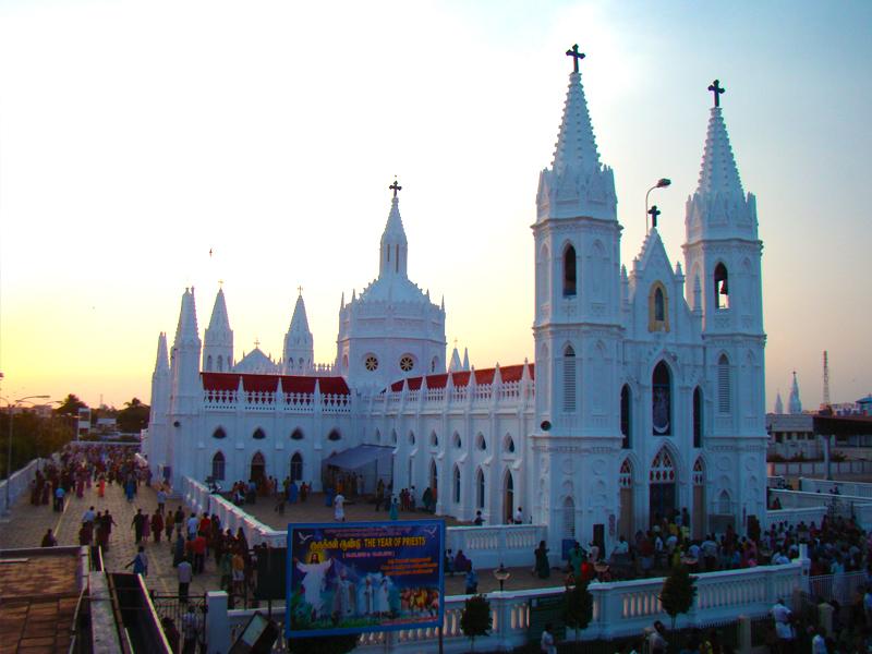 Tanjore, Velankanni - Explore Tamil Nadu - Taminadu Tourism Travel